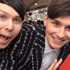 Dan and Phil.