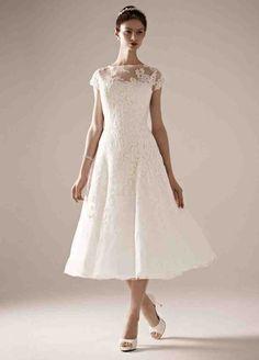 Simple Winter Wedding Dresses | Winter Wedding Dresses | Pinterest ...