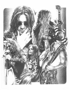 BLACK SABBATH AND OZZY OSBOURNE LIVE ORIGINAL SKETCH PRINTS - POSTER SIZE - BLACK & WHITE - FEATURES OZZY OSBOURNE PORTRAIT. PRINT OF HIGHLY-DETAILED, HANDMADE DRAWING BY ARTIST MIKE DURAN  http://citymoonart.com/black-sabbath-and-ozzy-osbourne-live-original-sketch-prints-poster-size-black-white-features-ozzy-osbourne-portrait-print-of-highly-detailed-handmade-drawing-by-artist-mike-duran/