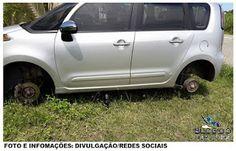 BLOG DO MARKINHOS: Ex-morador de Manoel Ribas tem rodas do veículo fu...
