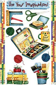 LAMINAS PARA DECOUPAGE 2   Aprender manualidades es facilisimo.com