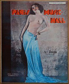 """decoseeker: """" Paris Music-Hall 1931 """""""