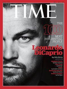 『タイム』誌の「最も影響力のある100人」にレオナルド・ディカプリオやアリアナ・グランデらが選出!