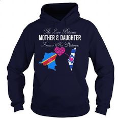 THE LOVE BETWEEN MOTHER AND DAUGHTER - Congo DRC Israel - #best t shirts…
