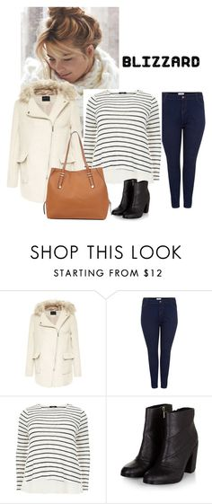 """""""Blizzard"""" by shistyle ❤ liked on Polyvore featuring New Look"""