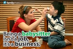 FamilyShare.com l How to be a good babysitter and build clientele