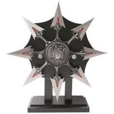 Medusa's Bladed Star Display - MC-FM-572 from Dark Knight Armoury