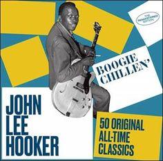 soultrainonline.de - REVIEW: John Lee Hooker – Boogie Chillen' – 50 Original All-Time Classics – The Remastered Edition (Soul Jam Records/In-Akustik)!