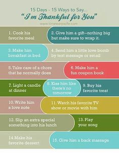15 ways to say I am thankful for you