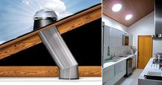 É muito comum vermos edificações terem como única forma de  iluminação  de seus ambientes a  iluminação artificial.       Foto: Casa Abril...