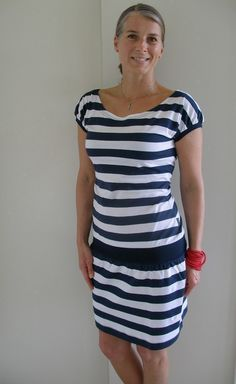 Short Sleeve Dresses, Dresses With Sleeves, Couture, Sewing Clothes, Shoulder Dress, Bodycon Dress, Sewing Ideas, Fashion, Outfits