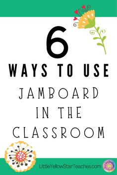 Google Jamboard is a free digital whiteboard that you can implement in all types of classroom settings. Check out 6 different ways that you can use Jamboard in the classroom. If you are looking for Jamboard ideas, look no further! You don't need a google classroom to use jamboard. Create interactive lessons and interactive activities easily with Jamboard! #googlejamboard #jamboard #googlejamboardelementary Classroom Resources, Teaching Resources, Teaching Ideas, Inquiry Based Learning, 5th Grade Math, Blended Learning, Classroom Setting, Interactive Activities, Whiteboard