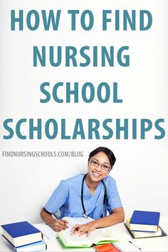 Don't break the bank for nursing school. Take a look at these nursing school scholarship resources.