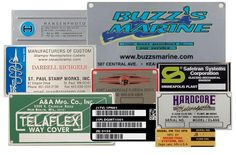 When you order custom tags, you will be presented with a multitude of options for customization. What these options are will depend on which manufacturer you choose to work with. Custom Tags, License Plates, Do You Need, Business, Metal, Blog, Ideas, Products, Personalized Labels