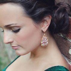 Brianne Earrings – Erin McDermott Jewelry