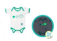 Baby Body Elephant #pijamas #bebes #niños #lit #babies #kids #night #clothes #brillan #noche #sleepwear #enviogratis