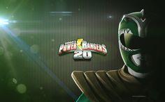 MMPR Green Ranger