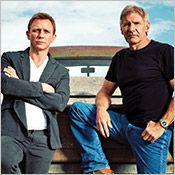 Daniel Craig & Harrison Ford *dies*