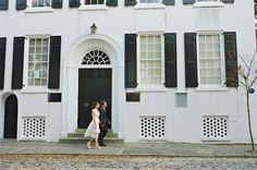 La Fourchette, Charleston, South Carolina.  Photo by Liz Banfield.