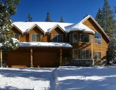 House vacation rental in South Lake Tahoe from VRBO.com! #vacation #rental #travel #vrbo