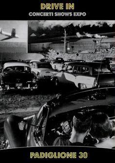Comunicato Stampa: DRIVE IN il nuovo padiglione anni '50 del Motor Show