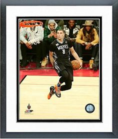 bb2568cd6c6 Zach Lavine Minnesota Timberwolves NBA Slam Dunk Contest Photo Sized 125 x  155 Framed -- You can find more details by visiting the image link.
