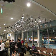 San Jose International Airport, San Jose Airport, Art, Art Background, Kunst, Performing Arts, Art Education Resources, Artworks