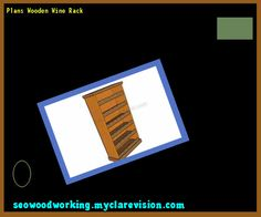 Plans Wooden Wine Rack 151214 - Woodworking Plans and Projects!
