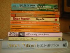 Nancy Mitford -author