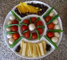8 Beste Afbeeldingen Van Monkey Platter Creative Food Delicious
