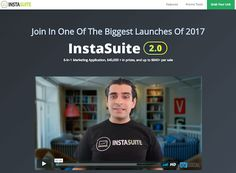 Suzanna Theresia + Neil Napier - InstaSuite 2.0 marketing platform launch JVZoo affiliate program JV invite video - Pre-Launch Begins: Sunday, April 2nd 2017 - Launch Day: Wednesday, April 5th 2017 - http://v3.jvnotifypro.com/announcements/partner/suzanna_theresia_and_neil_napier/InstaSuite_2_Point_0