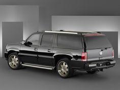 2004 Cadillac Escalade ESV Pinnacle Concept