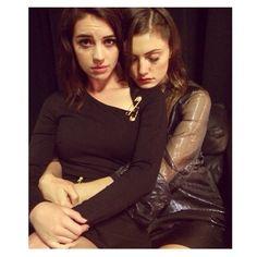 Adelaide Kane & Phoebe Tonkin
