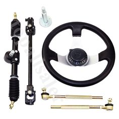 Type: 110 cc Go Kart steering wheel assembly set. 110cc Go Kart. 1 x Steering Wheel Kit. Fit for But what makes us different?. Well, it's simple. We care. We stand behind our products so you are always covered! | eBay!