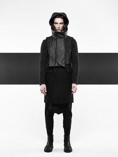 BYUNGMUN SEO : 2014 A/W COLLECTION | Chasseur Magazine