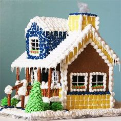 Gingerbread House patterns and tips