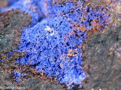 Phosphosiderite Mineral from Pala, California