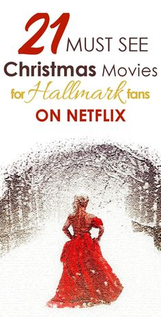 Do you love Hallmark Christmas Movies, but dont have cable? Here are all the Hallmark Style Christmas Movies on Netflix right now! Watch all the cheesy romantic comedy Christmas movies without the Hallmark Channel! christmas without gifts Best Christmas Movies, Hallmark Christmas Movies, Hallmark Movies, Holiday Fun, Christmas Holidays, Christmas Crafts, Christmas Decorations, Christmas Tree, Christmas Music