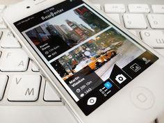 Citizen journalism app: Sergey Minkin