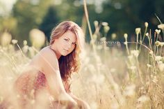 I love everything about this image! ♡ Senior Photography