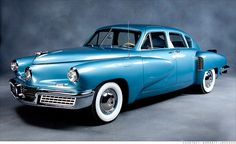 Definitely!!!!     Tucker automobile | Preston Tucker's car company didn't last long. Only 51 of these cars ...