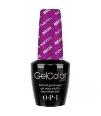 OPI GelColor Neon Push & Pur-Pull #N37
