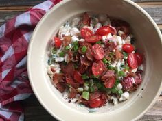 BLT Pasta Salad – Daily Dose Of Pepper