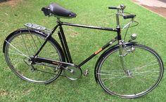 Bicicleta Bianchi Década de 40 Totalmente restaurada R$ 9.000