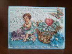 hobby e passioni racchiusi nel mio cassetto: Biglietto di auguri pop - up G45 Sweet sentiments'...