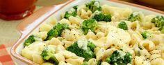 Veggie Mac and Cheese