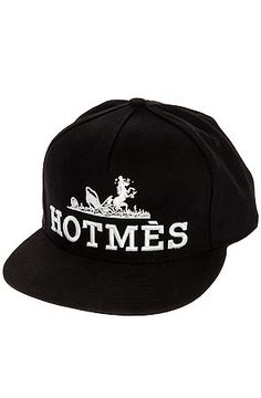 44245f936f2 The Hotmes Hat in Black by UNIF