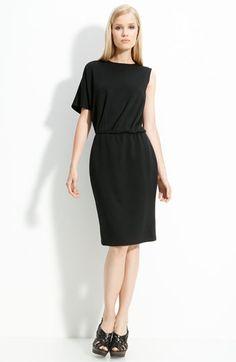 i like a black dress.