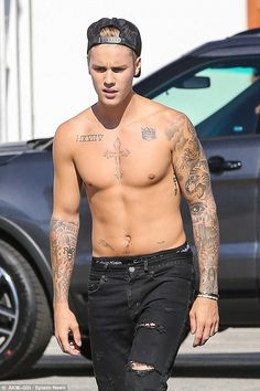 Justin Bieber will train in a personal workout bus before Purpose ...