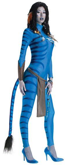 Avatar Costumes Neytiri Costume for Women/Teens HalloweenCostumes4u.com $52.25